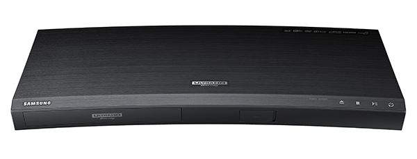 Samsung UltraHD Blu-ray Player