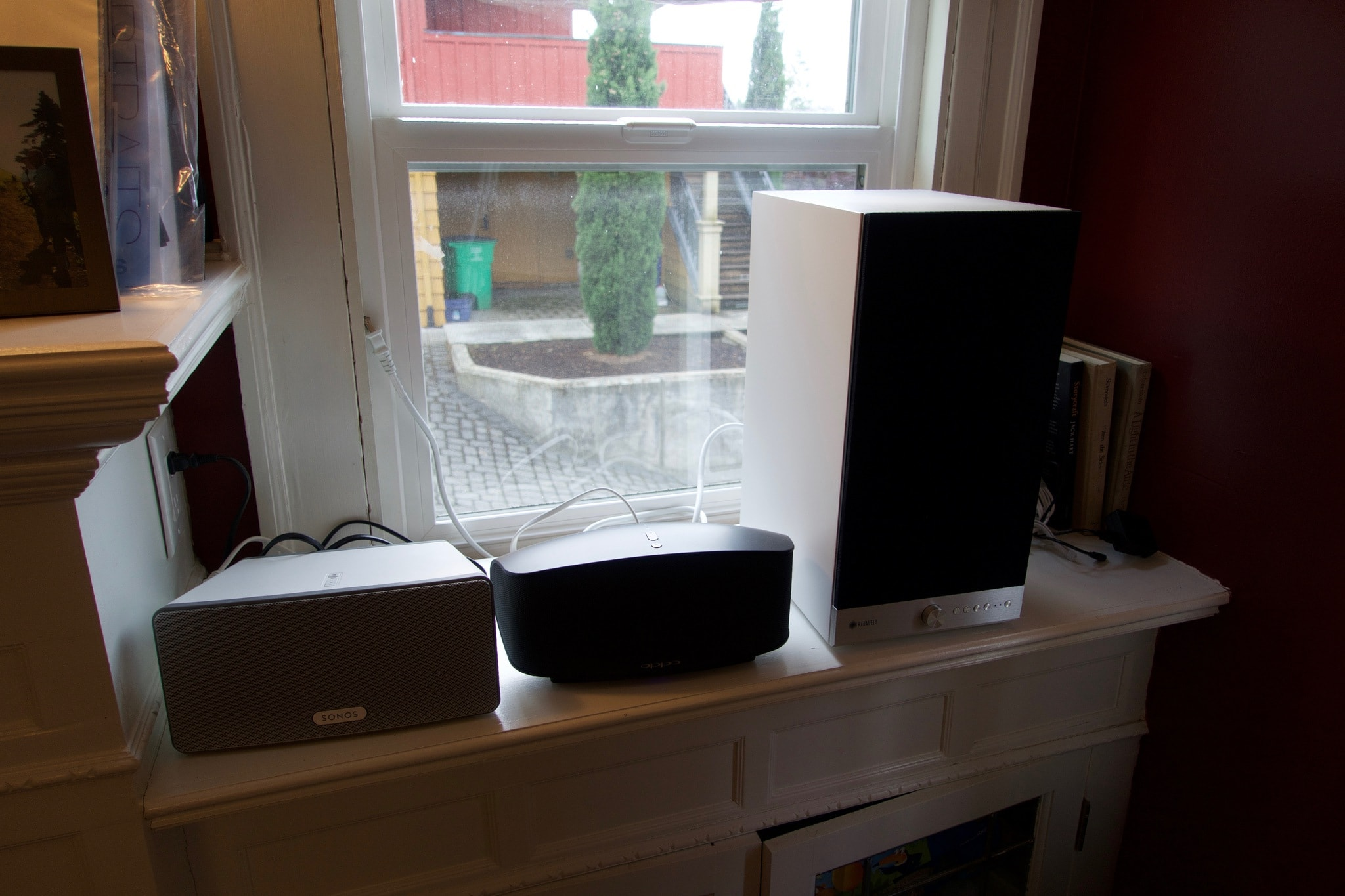 Testing with Sonos PLAY:3 and Oppo Sonica